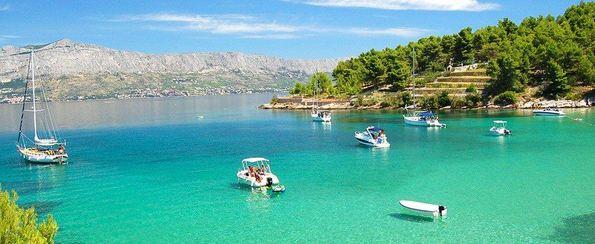 Voyage en amoureux en Croatie