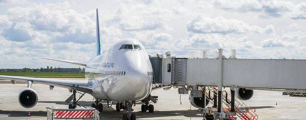Lieux connaître le fonctionnement d'un avion