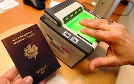 Demande de passeport biométrique