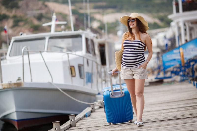 Voyage : conseils aux femmes enceintes